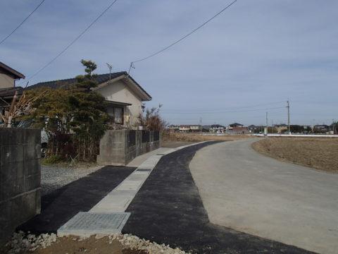 二見西排水路整備(その2)工事