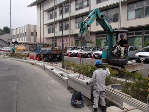 勢田4号線道路改良工事