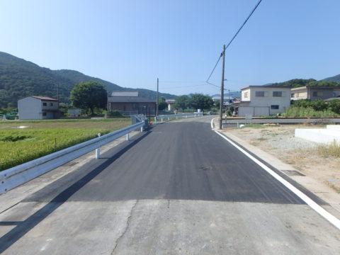 宇治中村分区汚水管渠布設工事