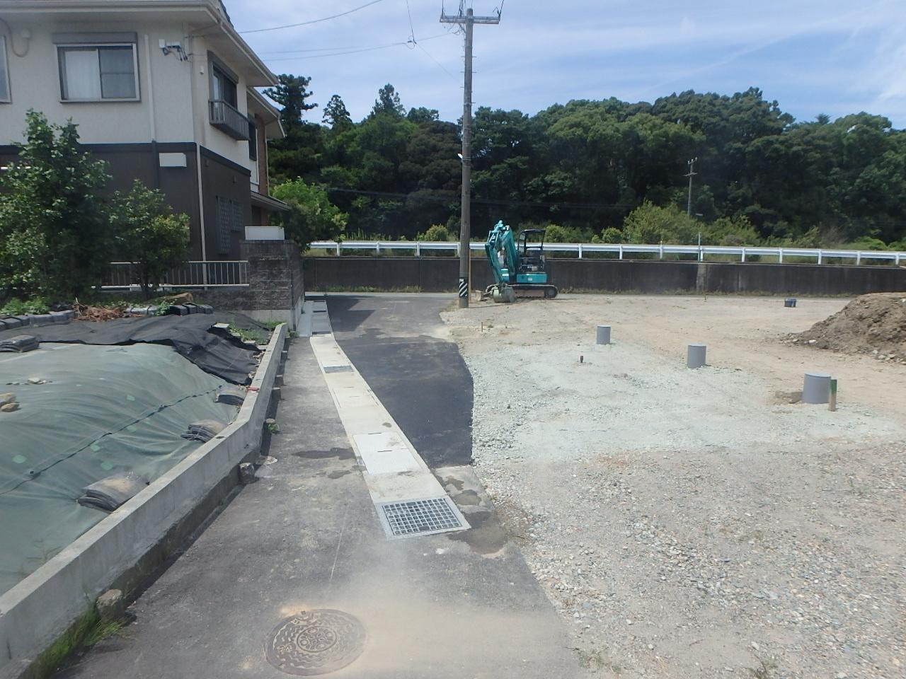 公共汚水ます設置(その2)工事