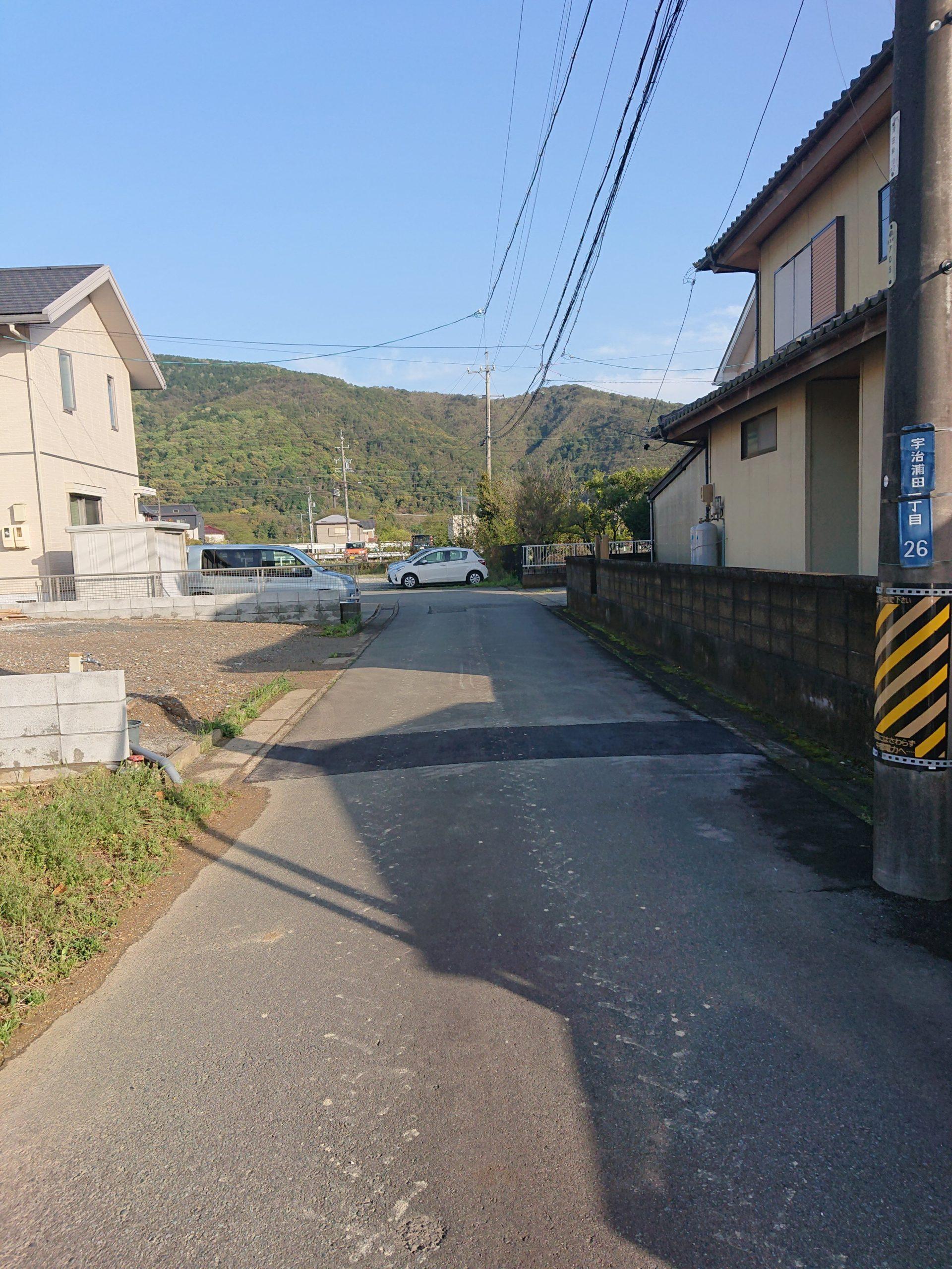 伊勢市 中村町 下水道工事のお知らせ