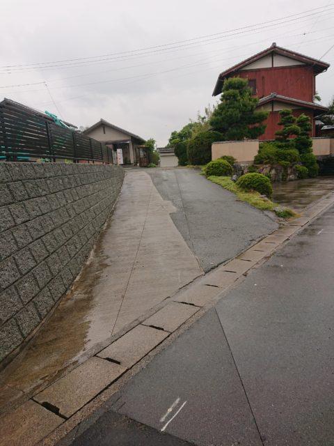 今週の杉山建設【下水道工事・伊勢市浦口4丁目】