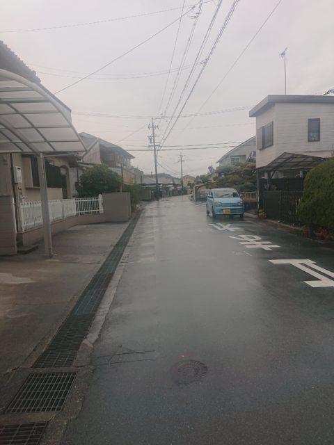 今週の杉山建設【 伊勢市勢田町・側溝工事】