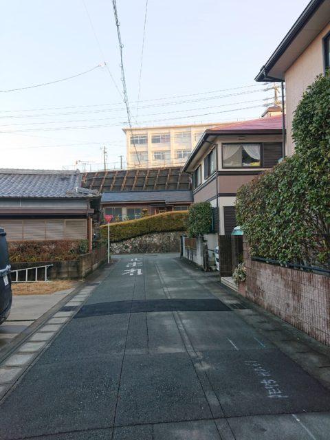 今週の杉山建設【 伊勢市浦口町・下水道工事】