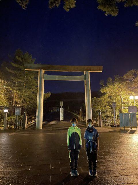 朔日参り【10月】